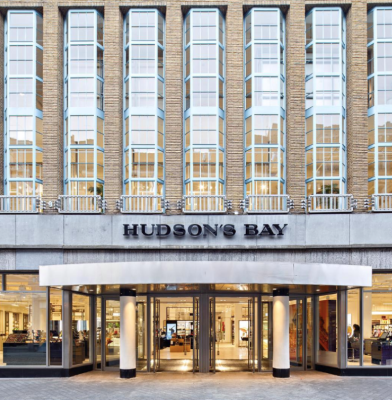 Hudson\'s Bay to close all stores in the Netherlands