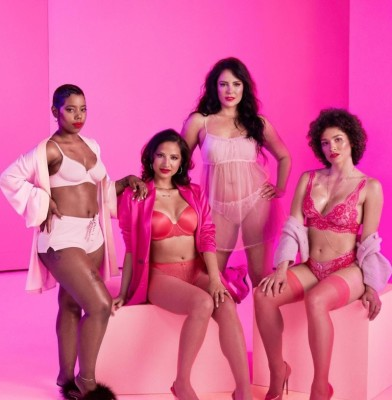 Rihanna\'s Savage x Fenty launches Breast Cancer Awareness Collection