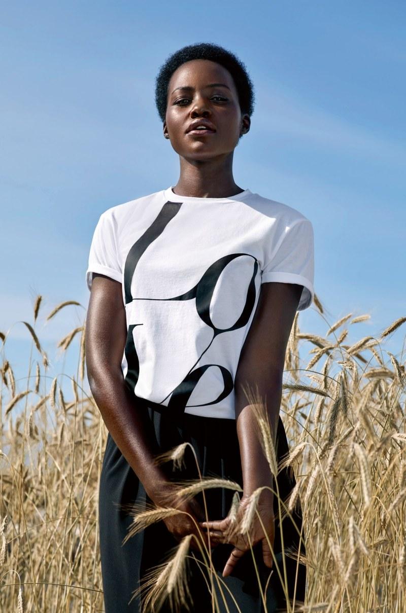 Lupita Nyong\'o joins Michael Kors Watch Hunger Stop campaign