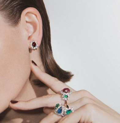 Rare collection of archival Dior jewelry goes up for sale at Farfetch