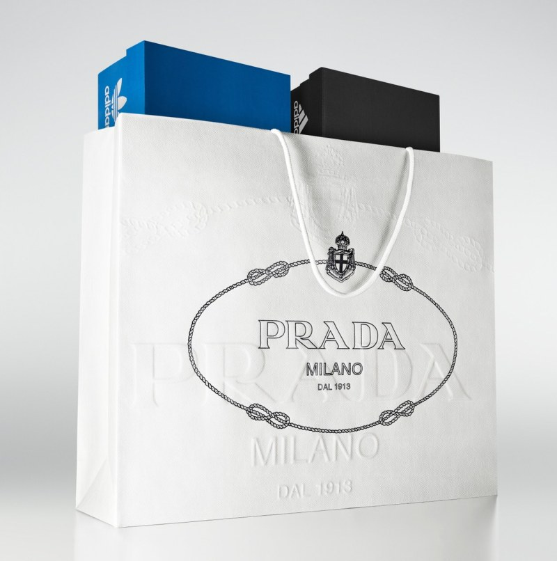Prada and Adidas team up for special collection