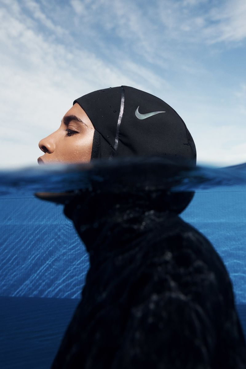Nike launches Inclusive Full-Coverage Swimwear