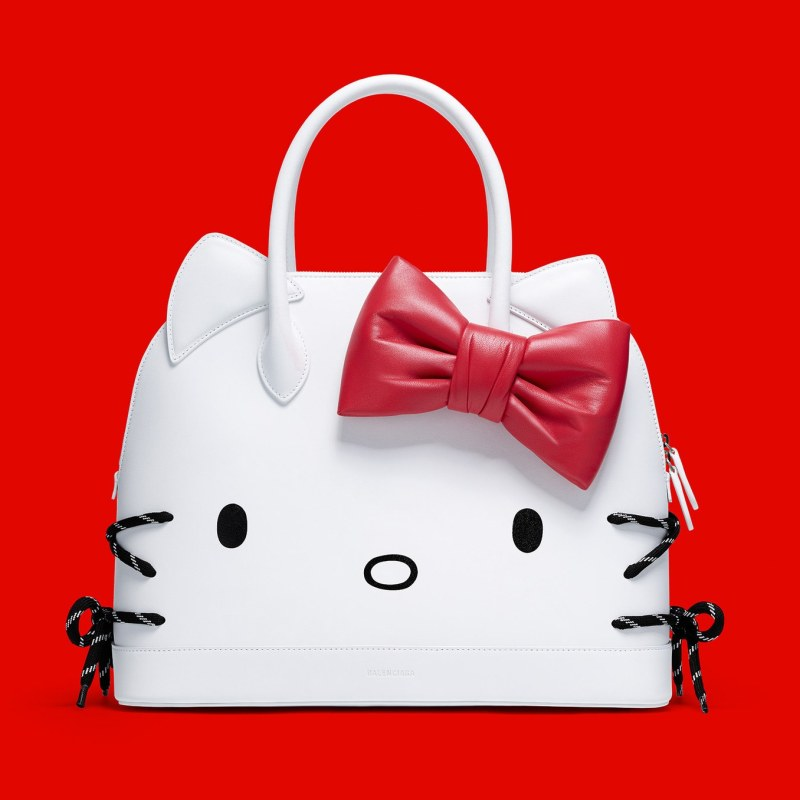 Balenciaga launches a \'Hello Kitty\' bag