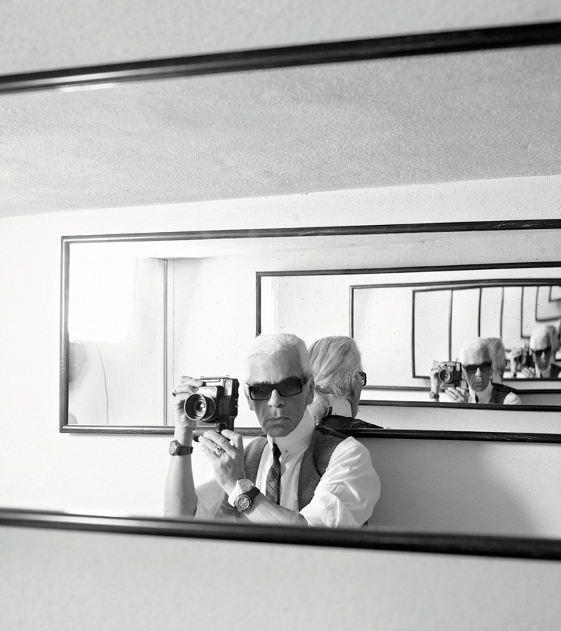 Karl Lagerfeld Photography Retrospective to open in Germany