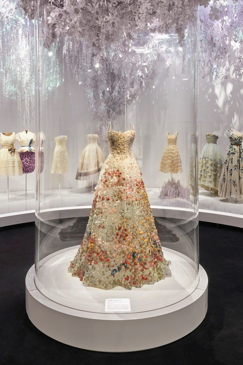 Dior releases its Designer of Dreams exhibition online