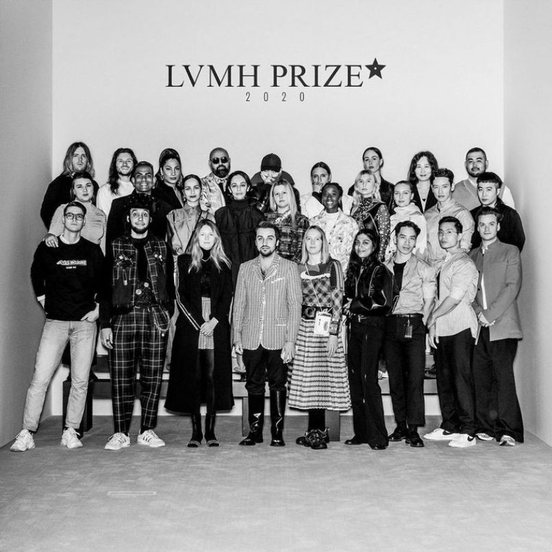 LVMH Prize 2020 to be shared among Finalists