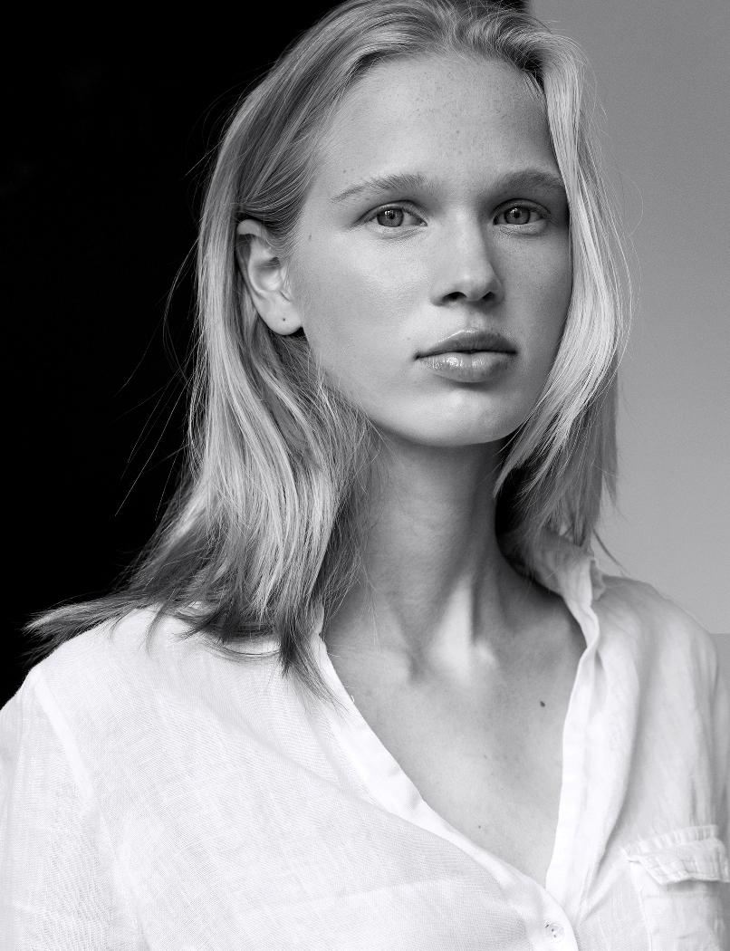 Model of the Week: Fien Kloos