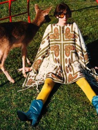 Gucci will donate to Animals featured in its Campaigns