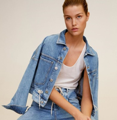 Mango releases its first-ever recycled collection