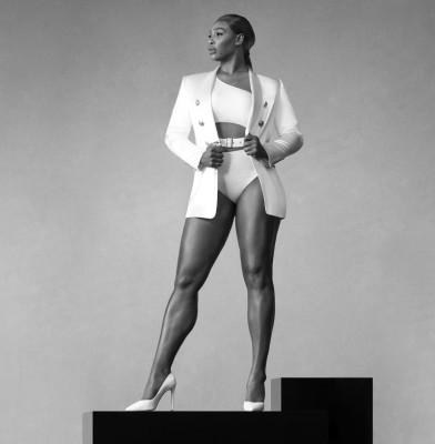 Serena Williams is the new Global Spokeswoman for Stuart Weitzman