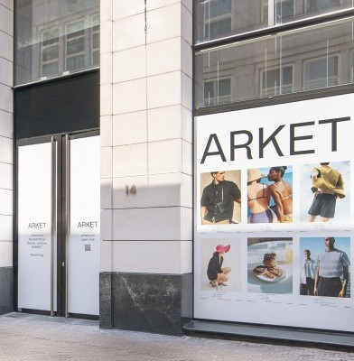 Arket opens its Second Store in the Netherlands