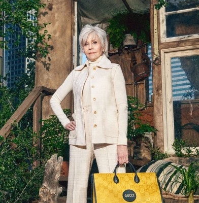 Gucci launches its first entirely sustainable collection