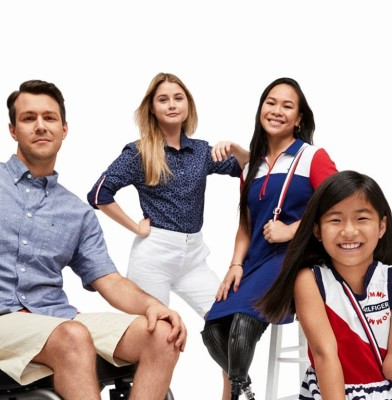 Tommy Hilfiger launches its Adaptive collection in Europe