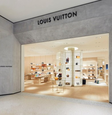 Louis Vuitton opens new store in Rotterdam
