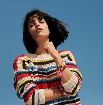 Claudie Pierlot takes us to Brazil with its summer Capsule Collection