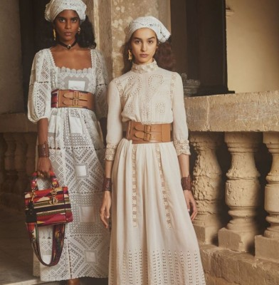 Dior pays tribute to southern Italy with its Cruise 2021 Collection
