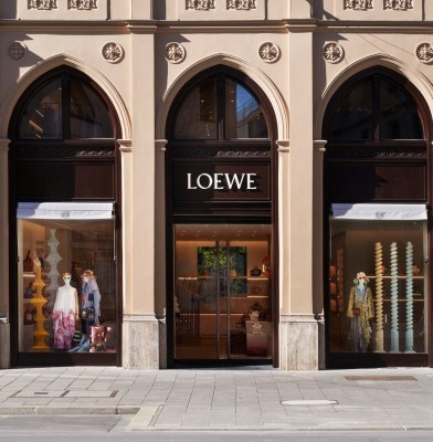 Loewe opens its first German flagship store in Munich