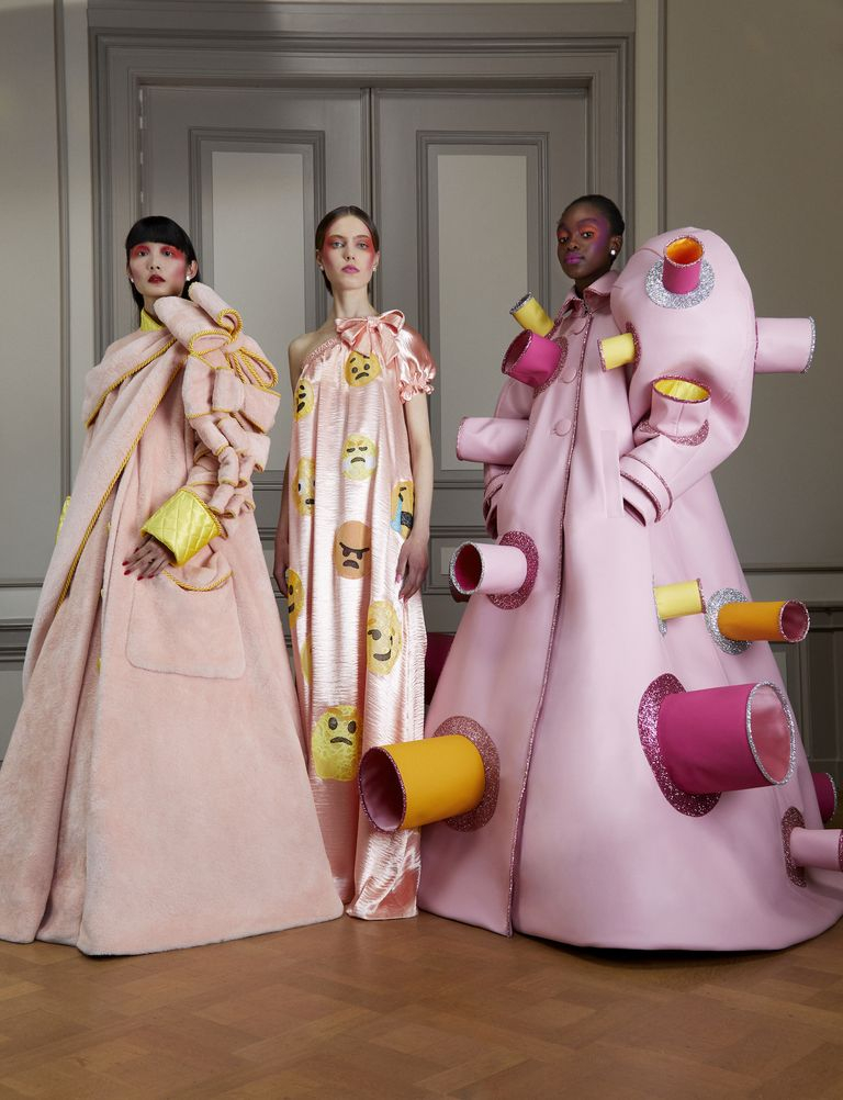 Viktor & Rolf spreads Light and Love with its optimistic Couture collection