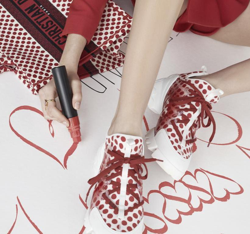 Dior releases Capsule Collection in celebration of Chinese Valentine\'s Day