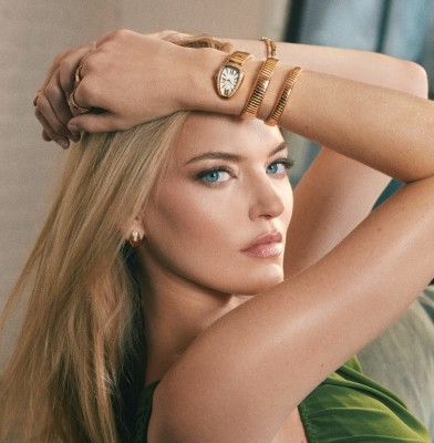 Bvlgari appoints Martha Hunt as its newest ambassador