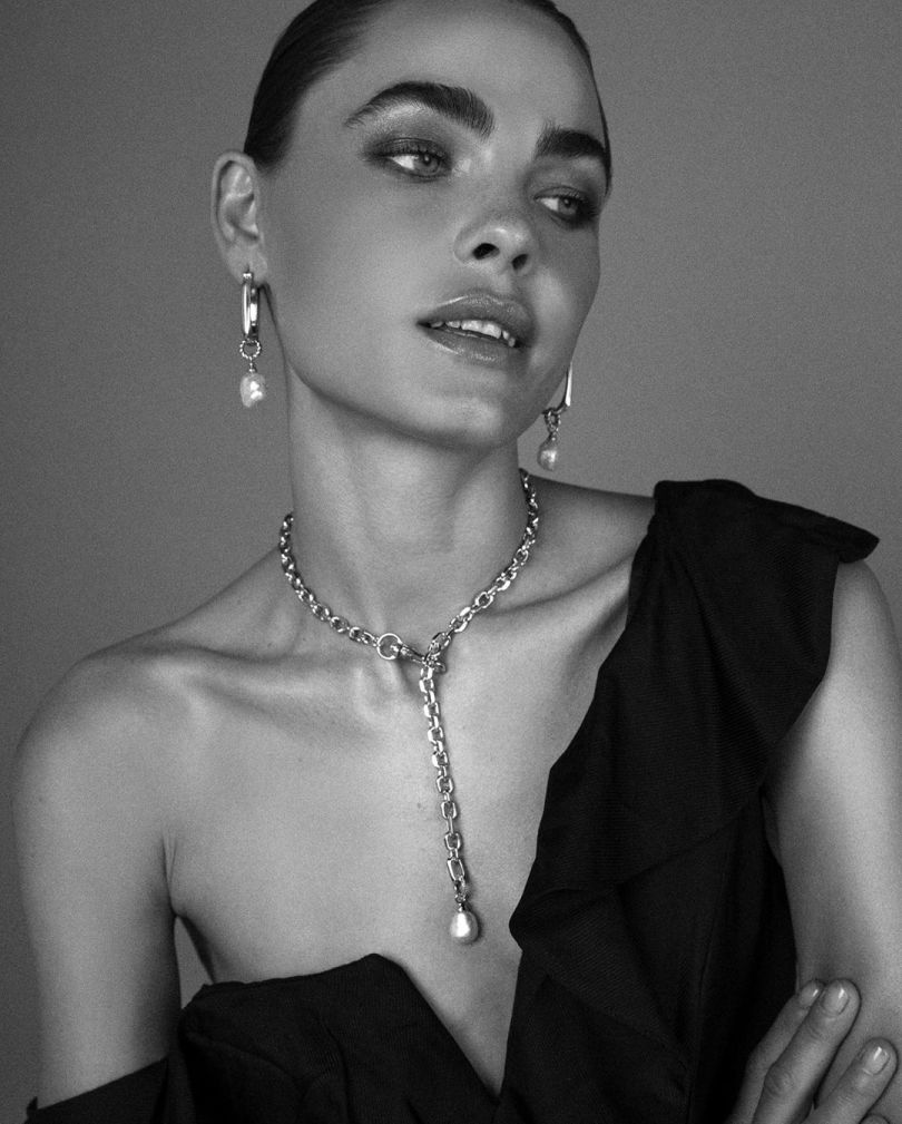 Bambi Northwood-Blyth co-designs capsule collection for F+H Jewelry