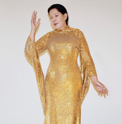 Burberry Designs Costumes for Marina Abramovic\'s Opera-Inspired Show