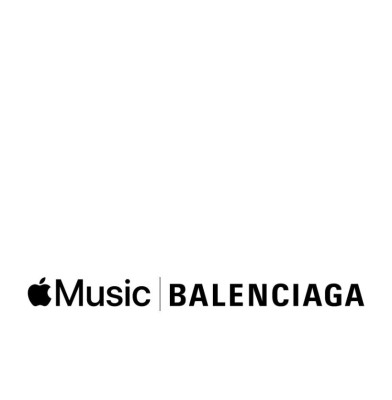 Balenciaga launches exclusive playlists on Apple Music
