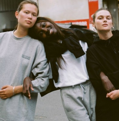 Ganni launches sustainable line of Loungewear