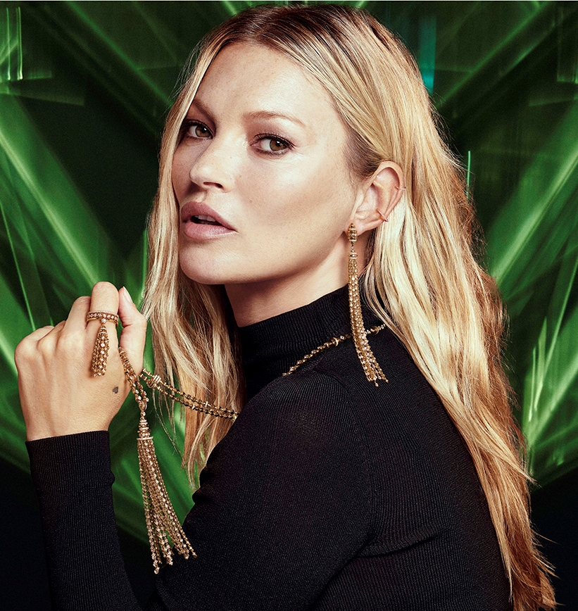 Kate Moss and Messika release High Jewelry Couture collection