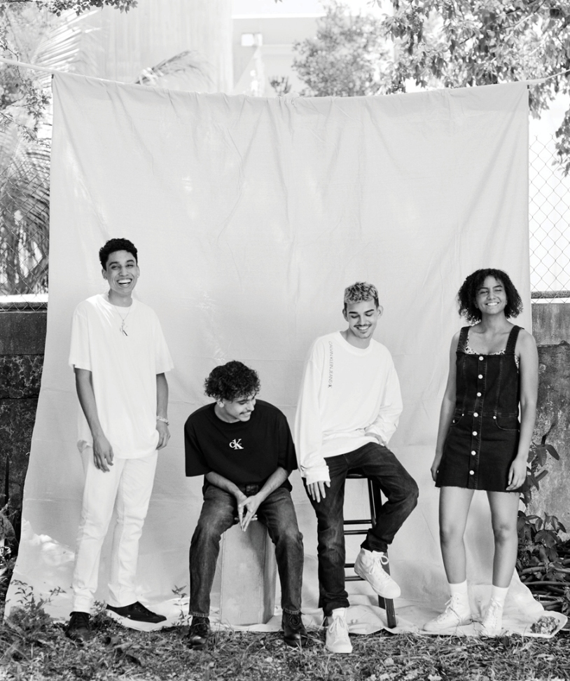 Calvin Klein enlists Young American Voters for its latest Campaign