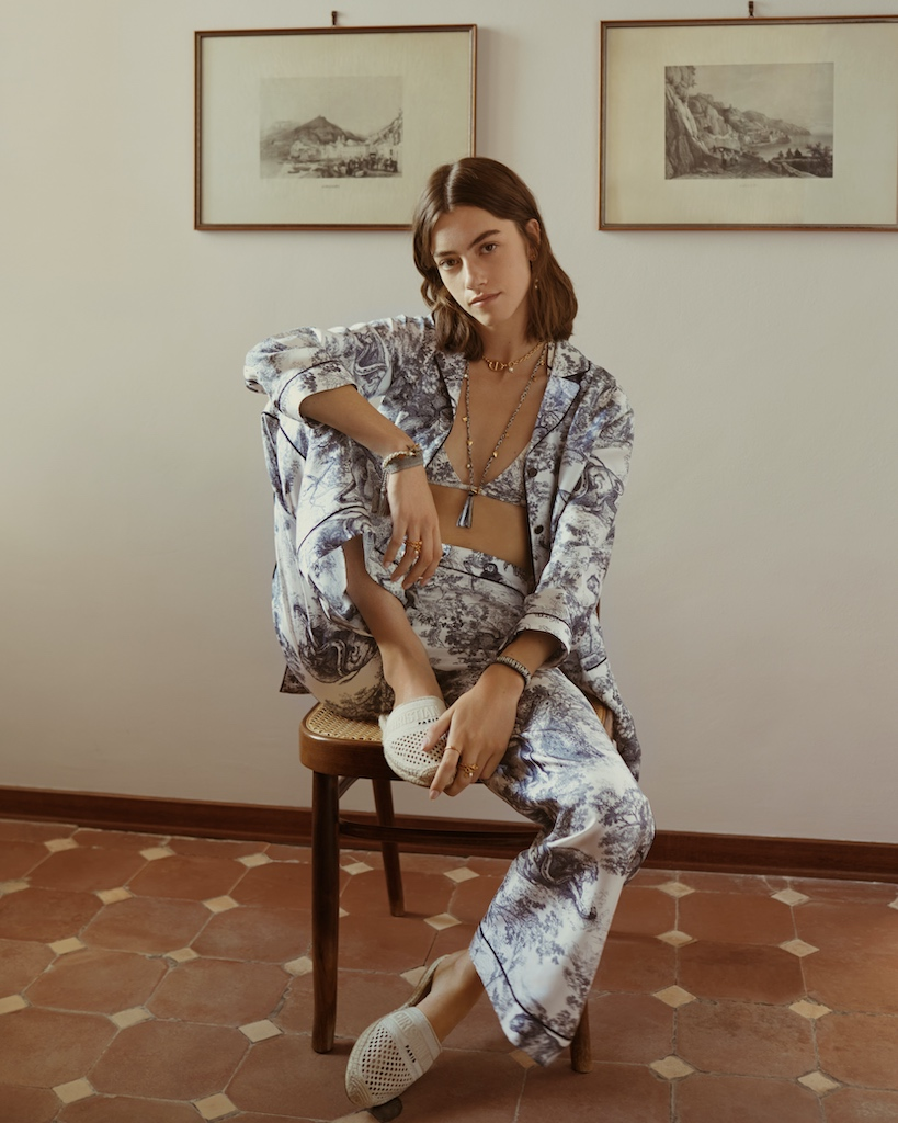 Dior unveils new capsule dedicated to Loungewear