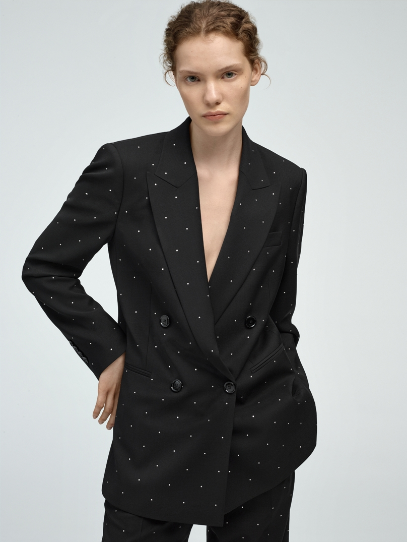 Boss Womenswear celebrates 20th anniversary with limited edition pantsuit