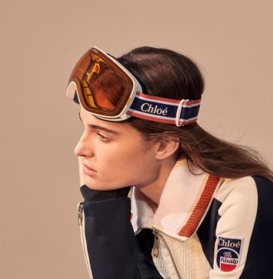 Chloe & Fusalp release Skiwear Capsule For Winter 2020