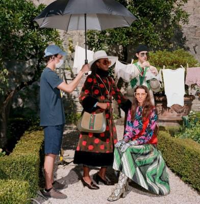 Gucci unveils its Epilogue campaign