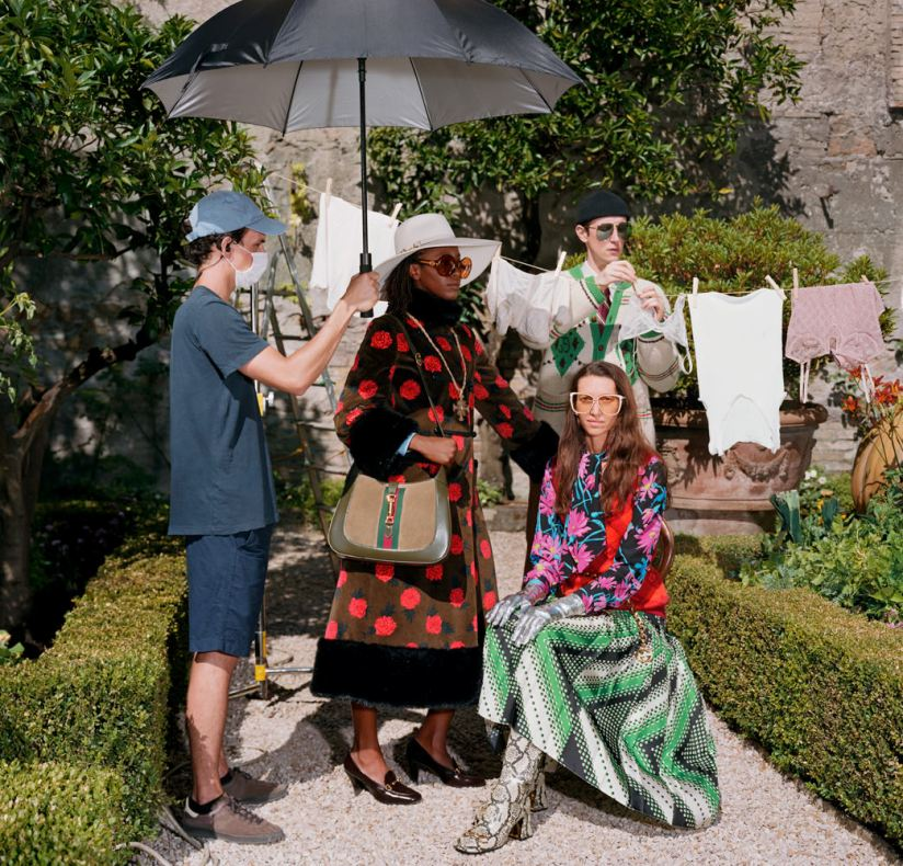 Gucci unveils its Epilogue campaign