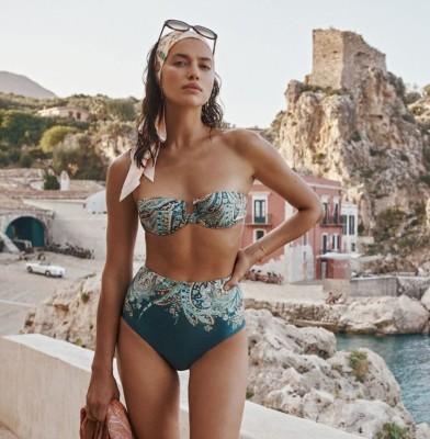 Zimmermann introduces Resort Swim 2021 collection featuring Irina Shayk