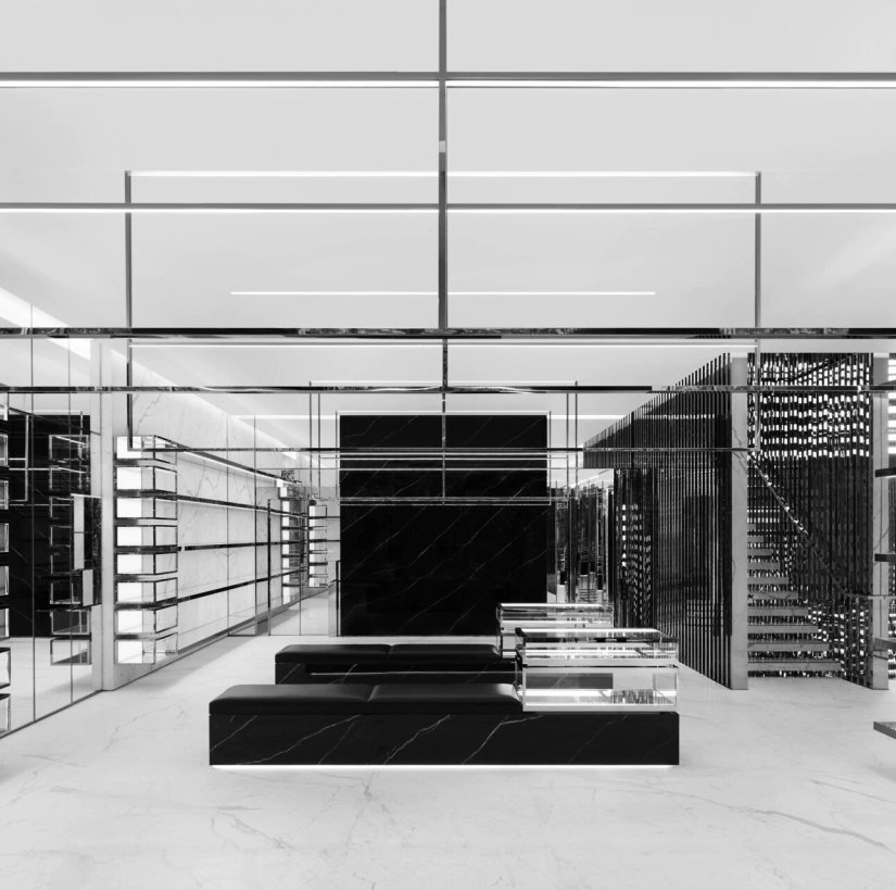 Saint Laurent opens its first flagship store in Australia