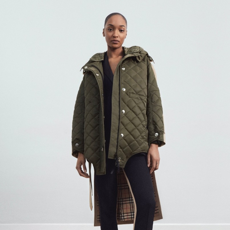 Burberry releases capsule of reimagined classics