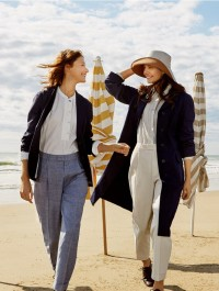 Uniqlo and Ines De La Fressange launch second collaboration