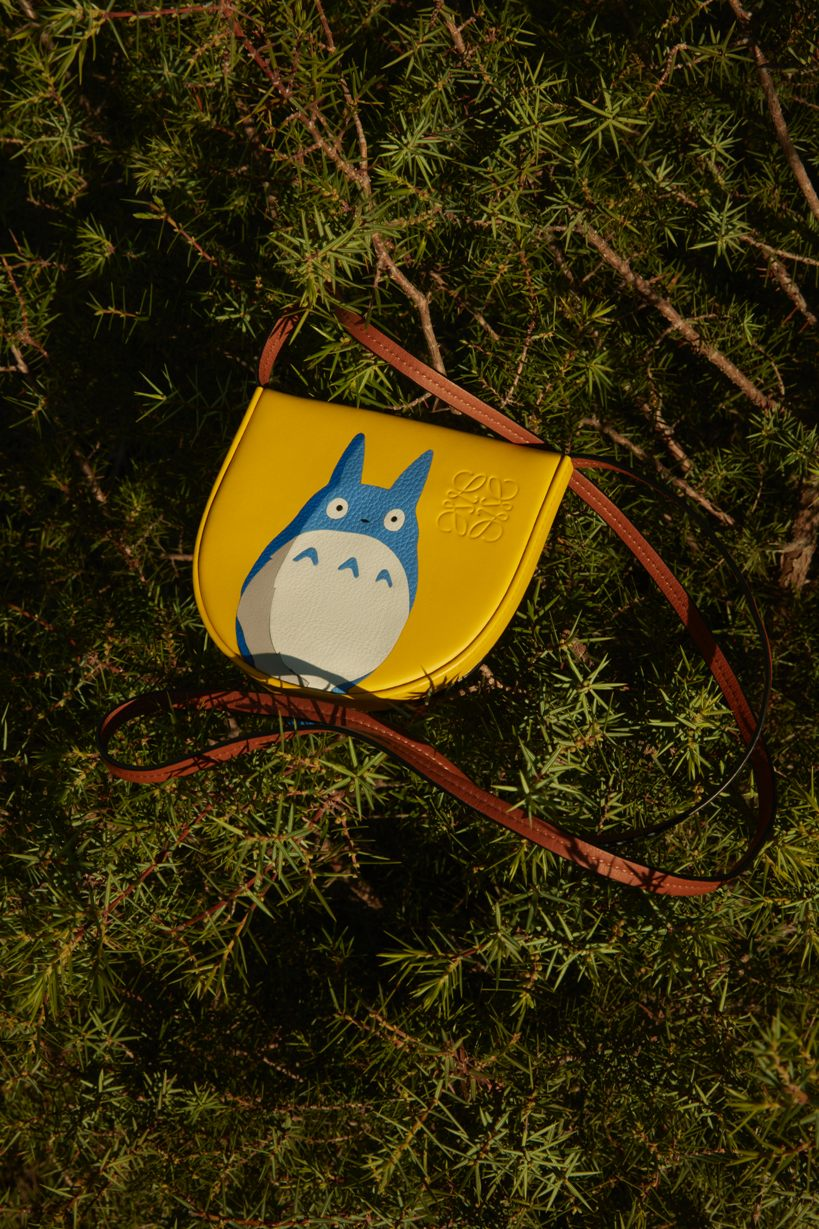 Loewe releases My Neighbour Totoro capsule collection