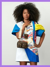Louis Vuitton appoints Naomi Osaka as its newest Ambassador