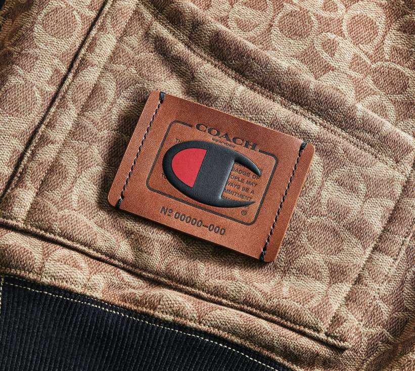 Coach and Champion collaborate on limited-edition Sportswear collection