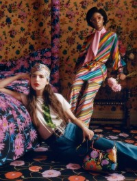 Gucci celebrates Ken Scott\'s legacy with new capsule collection