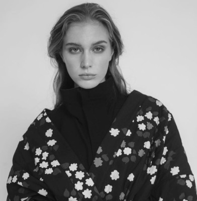 Model of the Week: Karolina Egersdorfova
