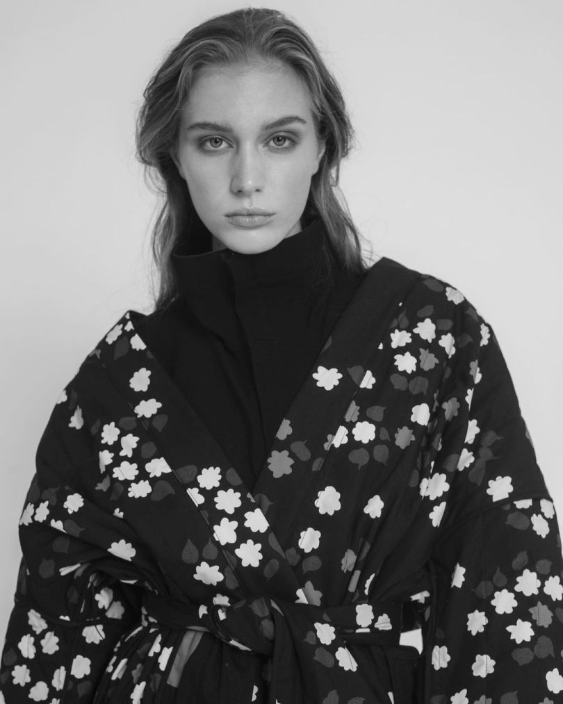 Model of the Week: Karolina Egersdorfova
