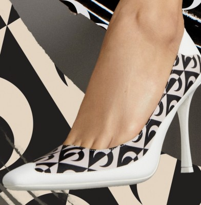 Marine Serre and Jimmy Choo collaborate on Capsule Collection