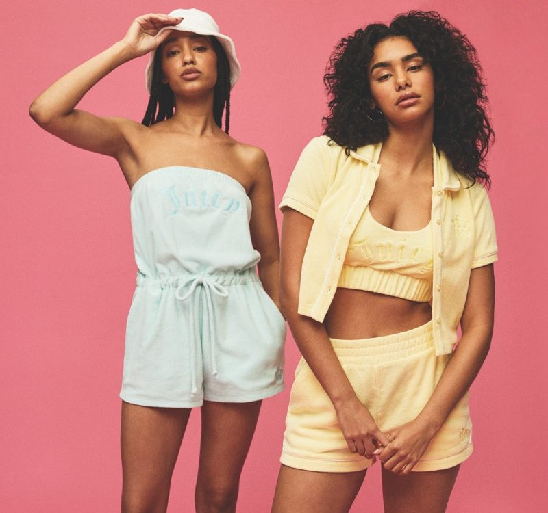 Forever 21 and Juicy Couture collaborate on Exclusive new collection