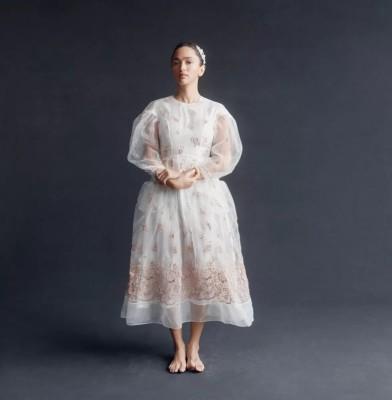 Simone Rocha designs wedding dress collection for Mytheresa