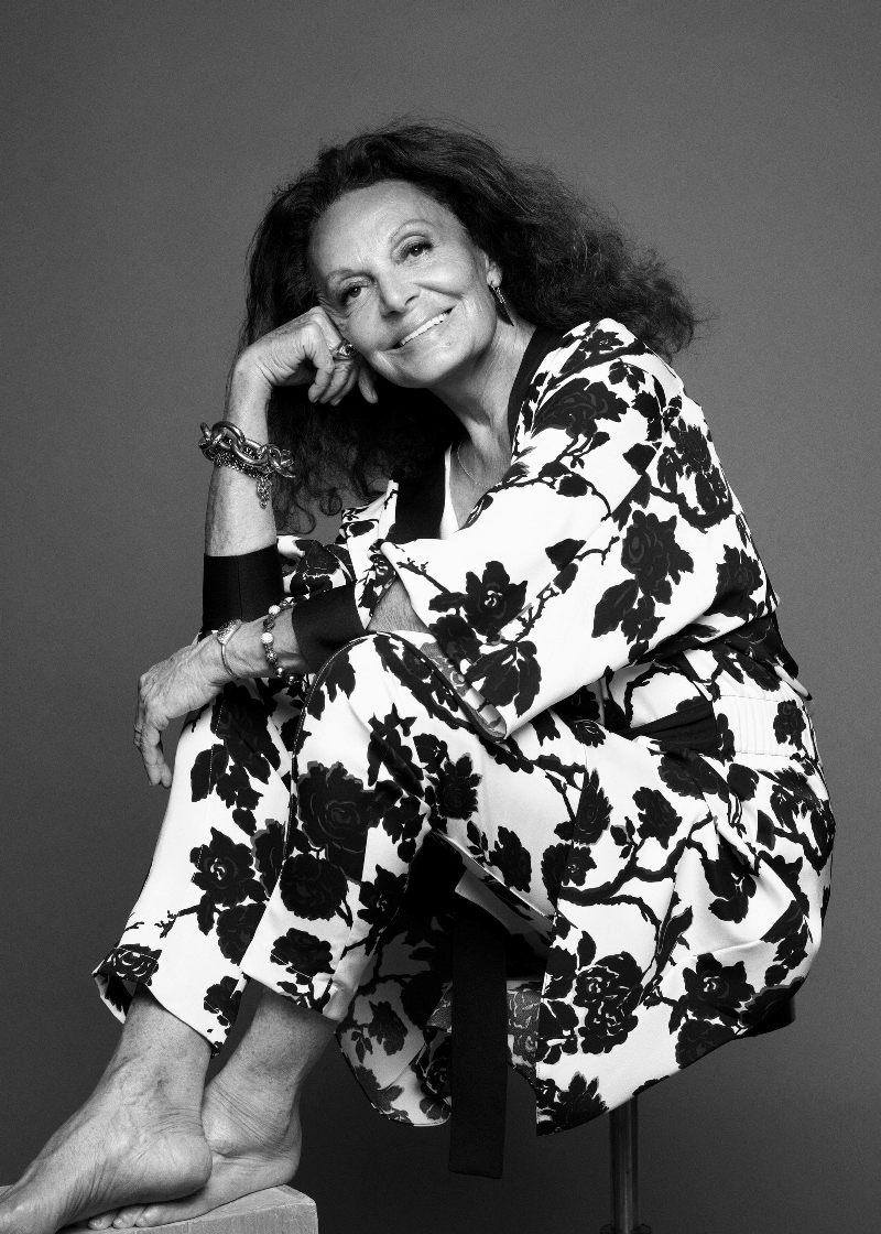 Diane von Furstenberg Collaborates With H&M Home on New Interior Collection