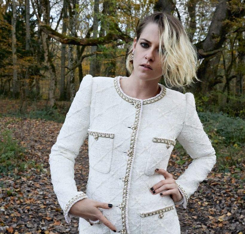 Kristen Stewart fronts Chanel\'s Pre-Fall 2021 campaign lensed by Juergen Teller